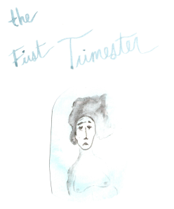 first trimester floating